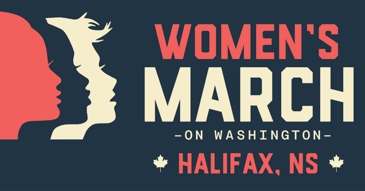 Women's March on Washington-Halifax