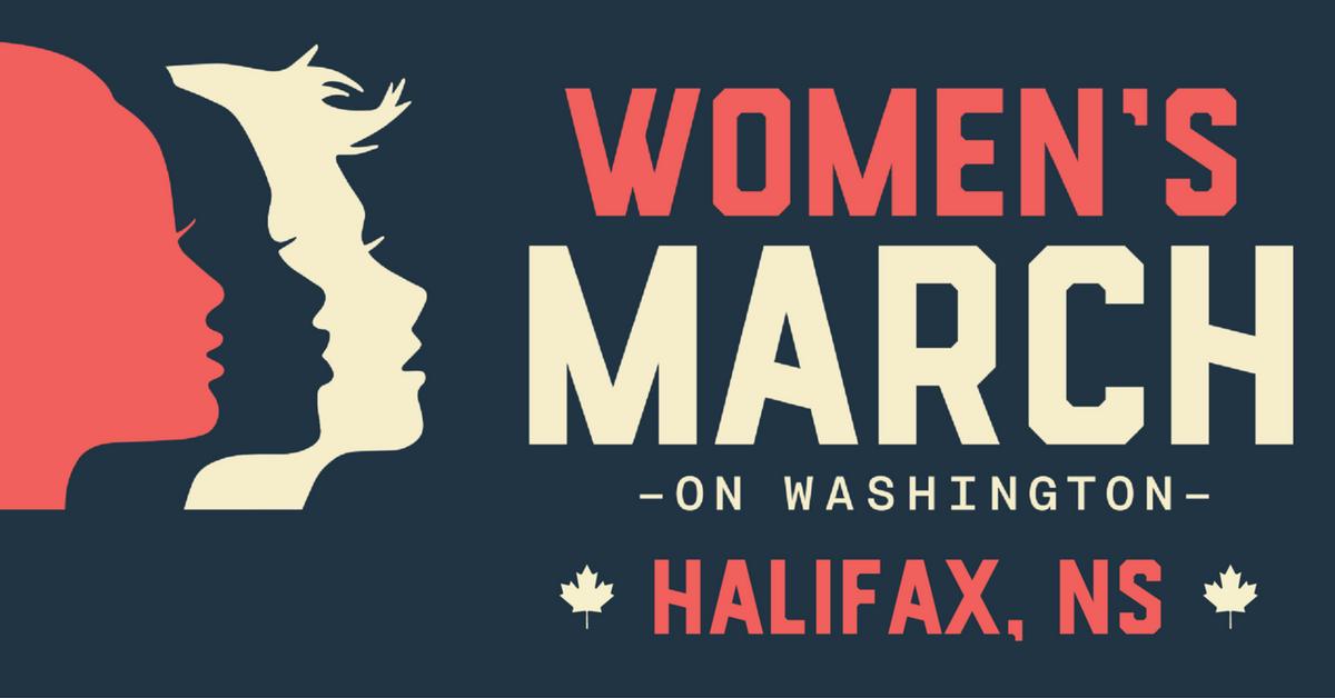 Women's March on Washington-Halifax