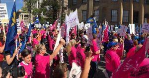 Rally September 21, 2017