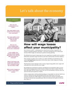 Let's Talk About the Economy publication