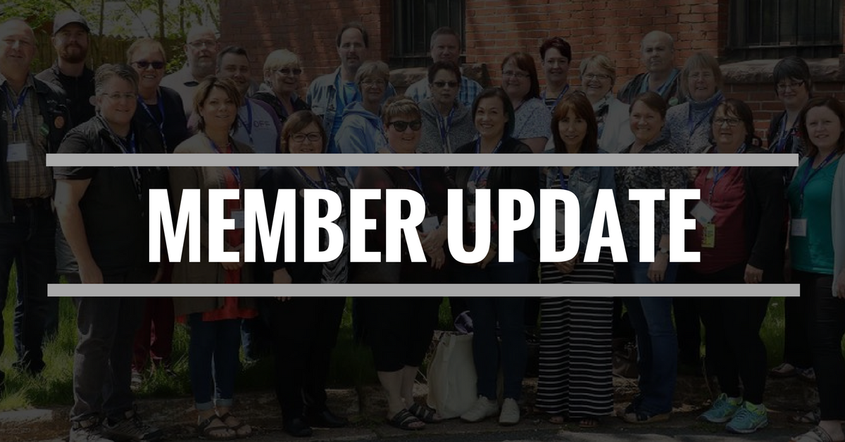Member update on health care bargaining