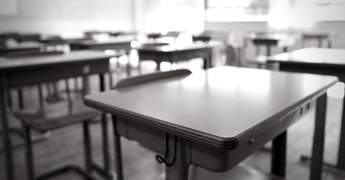 Classroom desks: School board support staff voice concerns about restructuring of the Nova Scotia education system