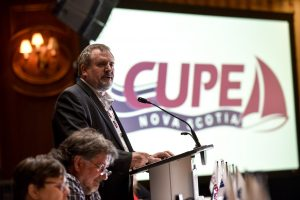 National will fight back alongside CUPE NS: Hancock