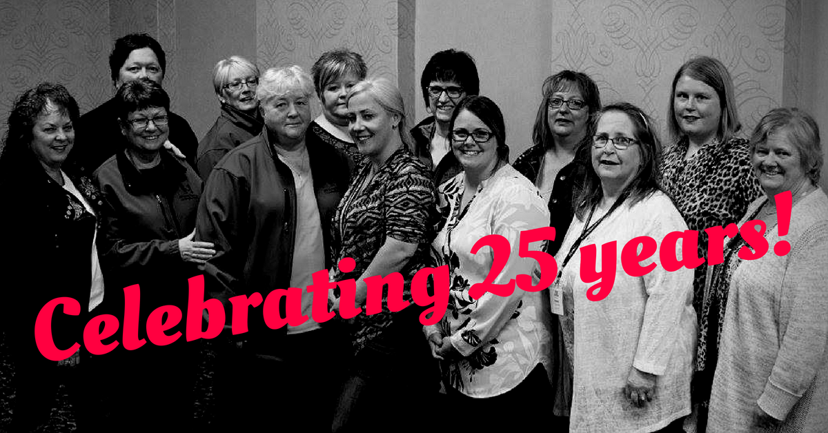 25th anniversary of the CUPE Nova Scotia Long Term Care Coordinating Committee