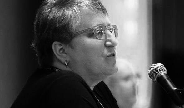Nan McFadgen, CUPE NS president