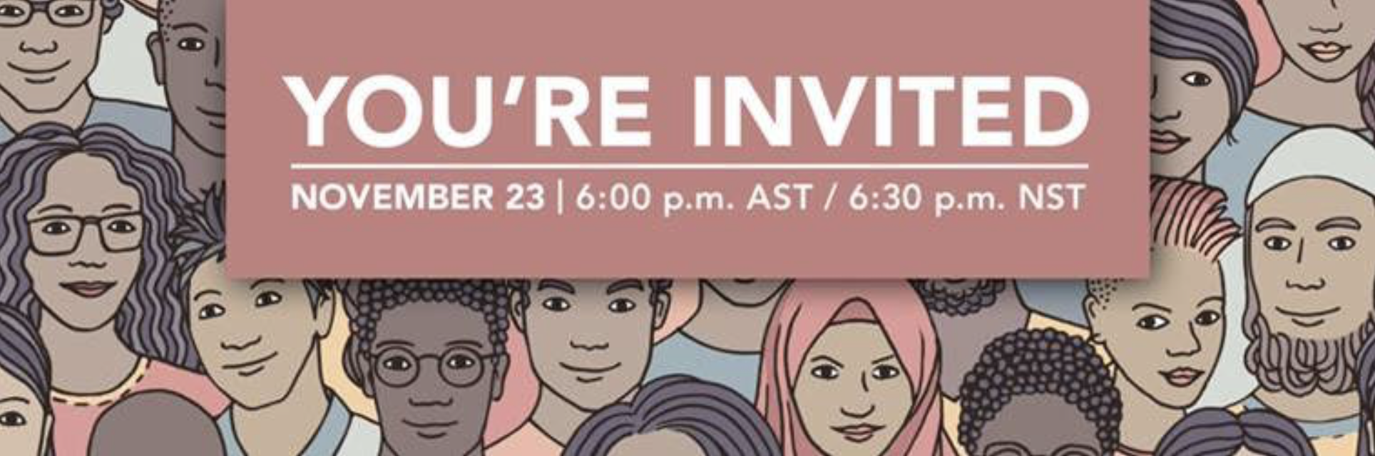 Web banner: CUPE National Anti-Racism Strategy event