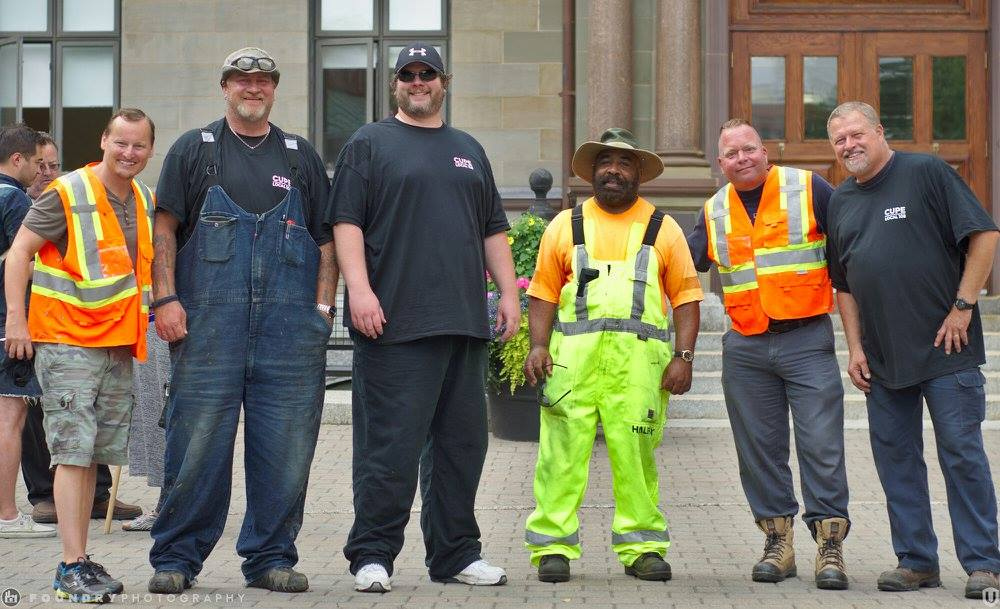 CUPE 108, Halifax outside municipal workers