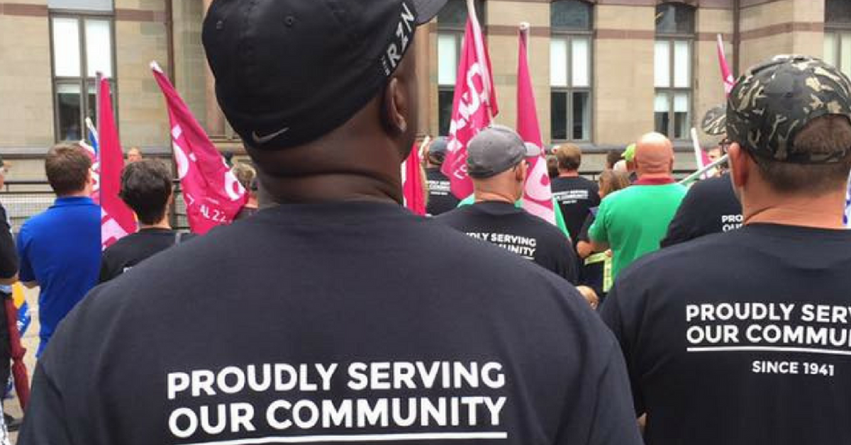 CUPE 108: Proudly serving our community since 1941