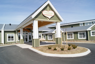 Heart of the Valley Nursing Home, Middleton, NS